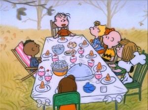 Thanksgiving in Joplin with Friends